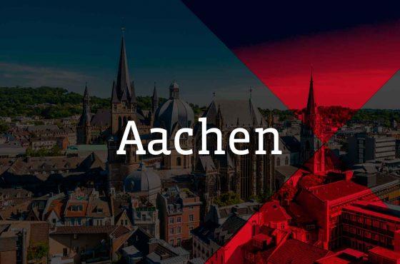 Mayflower Capital Standort Aachen